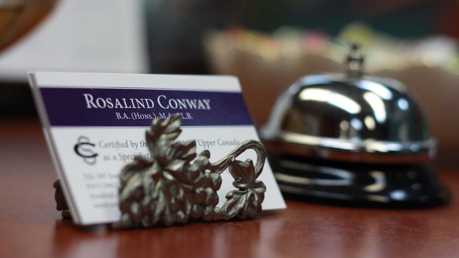 Law Office of Rosalind E. Conway Lawyer Services